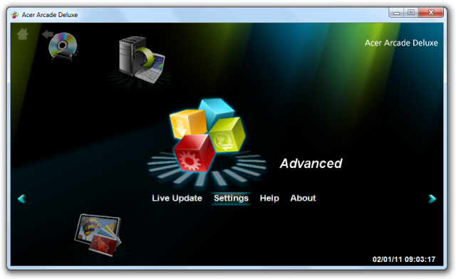 acer arcade deluxe software free