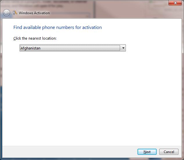 Windows 10 online activation fails