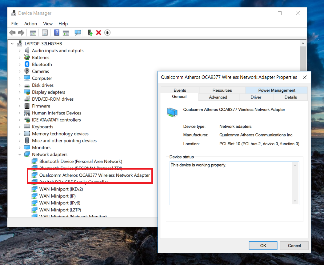 How to disable Wi-Fii power saving feature