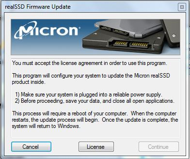 Are there any firmware updates for the SSD in my Acer Aspire S3-951?